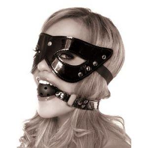 Кляпы, маски