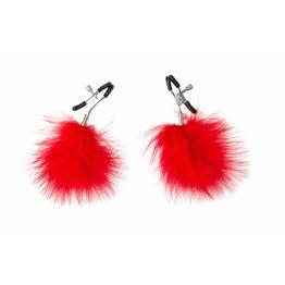Зажимы на Cоски Party Hard Euphoric Red 1131-02lola