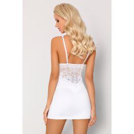 Сорочка и трусики Dolorsan белый (L-XL, белый) 90422-1