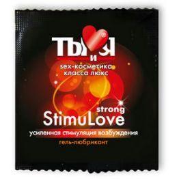 ГЕЛЬ-ЛЮБРИКАНТ Stimulove strong одноразовая упаковка 4г арт. LB-70016t