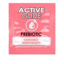 Увлажняющий интимный гель ACTIVE GLIDE PREBIOTIC, 3 г арт. LB-29004t