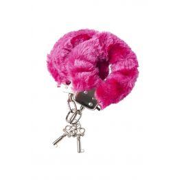 Наручники розовые 6см