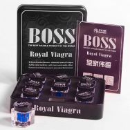 Мужские *Таблетки для повышения потенции Boss Royal Viagra 3 таб., BRV-1509