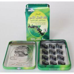 Мужские Препарат для повышения потенции Super Black Ant King, SB-7980 цена за 1 таб