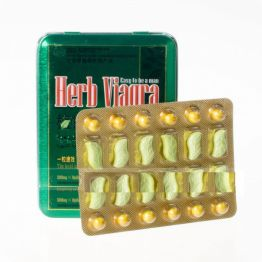 Растительная виагра Herb Viagra Easy 12 таб., 10307