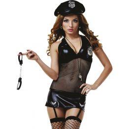 Костюм Сексуального полицейского 02797M/L