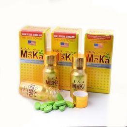 Препарат для потенции USA Gold MaKa (Золотая МаКа) (1 таб.) Makagold10