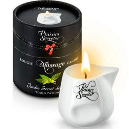 Свеча с массажным маслом Иланг-Иланг 80 мл, MASSAGE CANDLE DES
