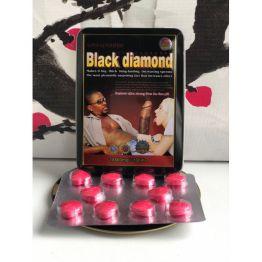 Black Diamond черный бриллиант для мужчин C-3335