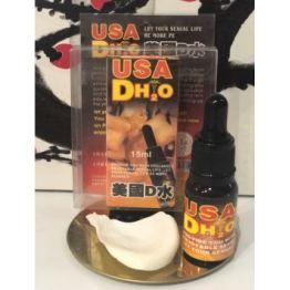 DH2O USA капли для женщин 15мл. E-0149