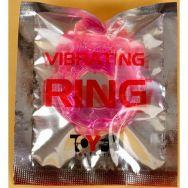 Виброкольцо розовый 818033-3