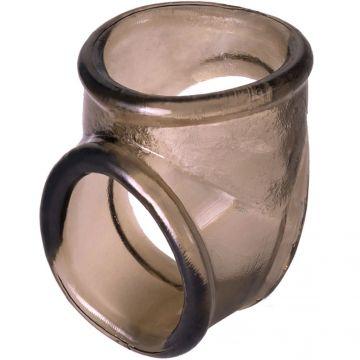 Кольцо Toyfa XLover дымчатое 748031