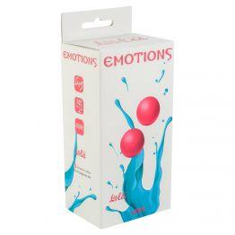 Вагинальные шарики без сцепки Emotions Lexy Medium pink 4015-02Lola