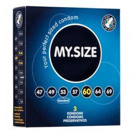 Презервативы  MY.SIZE №3 размер 60 (ширина 60mm)
