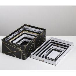 Подарочная коробка Счастье в простом, 4319283-9