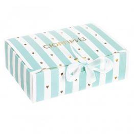 Коробка подарочная Сюрприз, 31 х 24,5 х 9 см 3222444