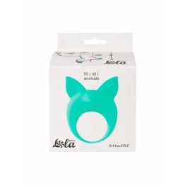 Эрекционное Кольцо Mimi Animals Kitten Kyle Green 7000-01lola